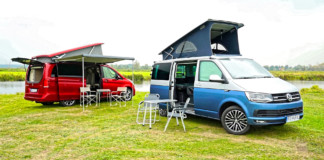 Volkswagen California kontra Mercedes Marco Polo