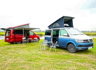 Mercedes Marco Polo kontra Volkswagen California Beach – PORÓWNANIE