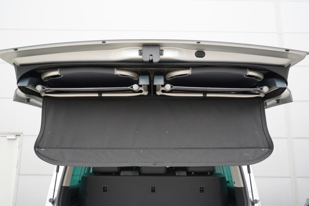 Volkswagen California - krzesla