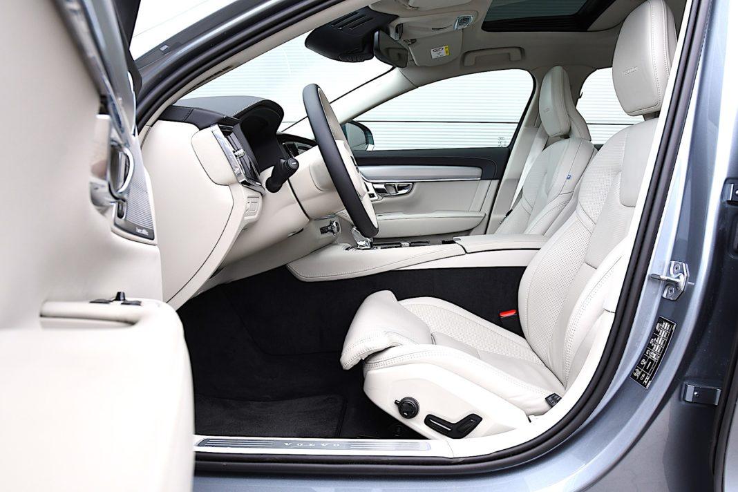 Volvo S90 T8 eAWD Inscription - fotele
