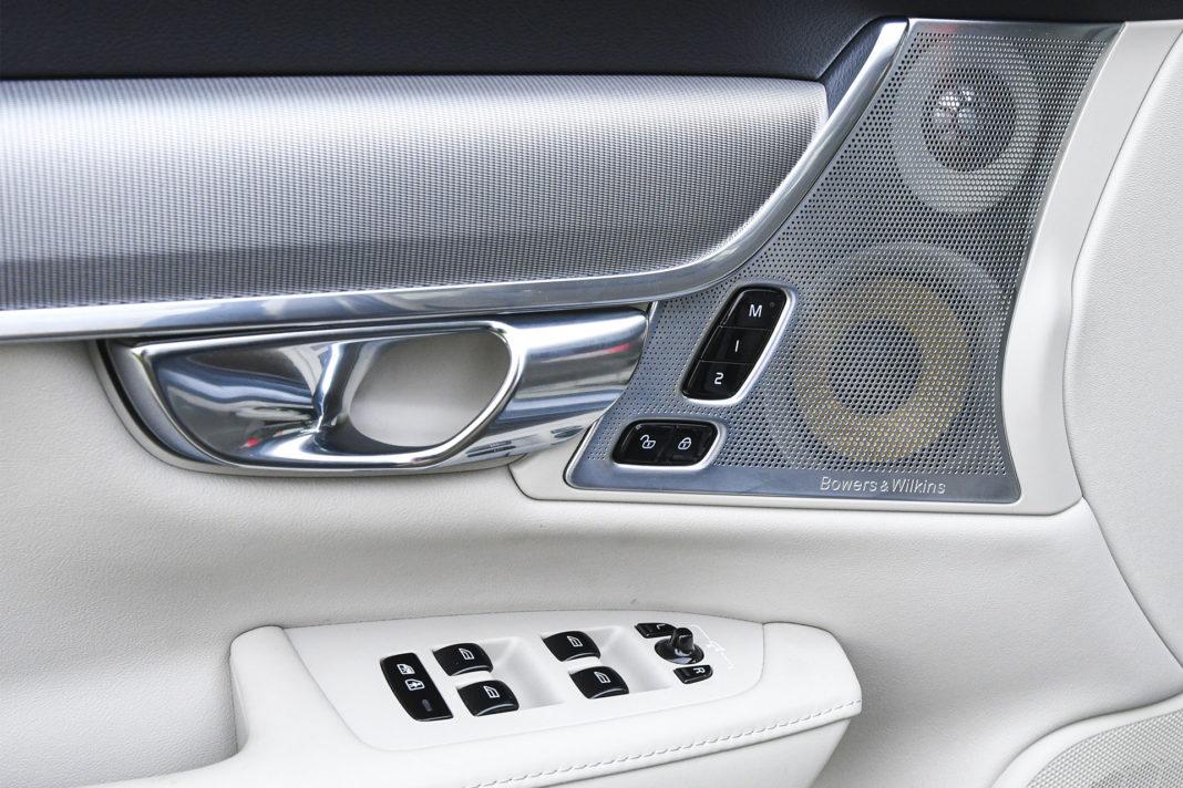 Volvo S90 T8 eAWD Inscription - drzwi