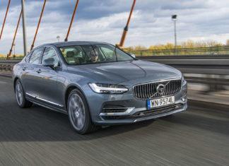 Volvo S90 T8 eAWD – TEST– dane techniczne, wymiary, cena, opinie