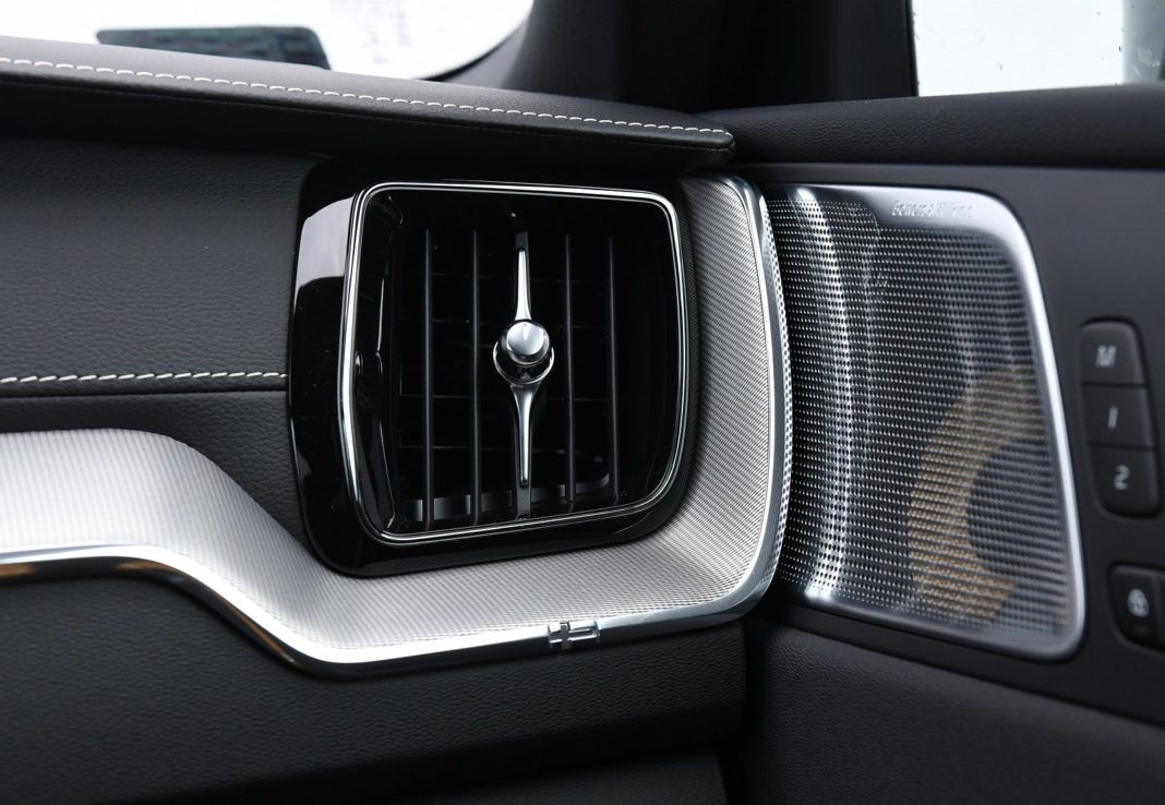 Volvo XC60 T8 Polestar Engineered (2020) - jakość wykończenia