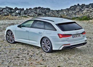 Hybrydowe Audi A6 Avant. Rodzinne eko-kombi