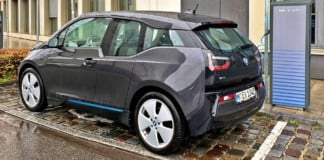 BMW i3 60 Ah REX
