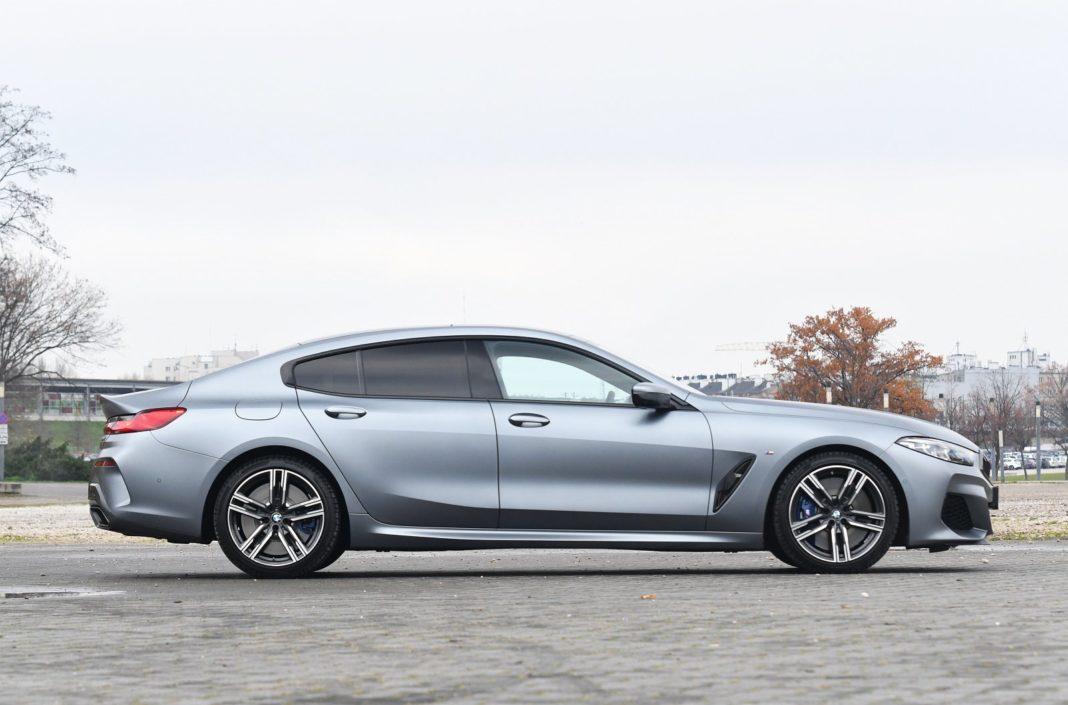 BMW M850i Gran Coupe (2020) - bok