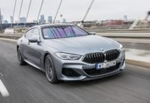 BMW M850i Gran Coupe (2020) - test