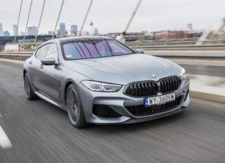 BMW M850i Gran Coupe – TEST