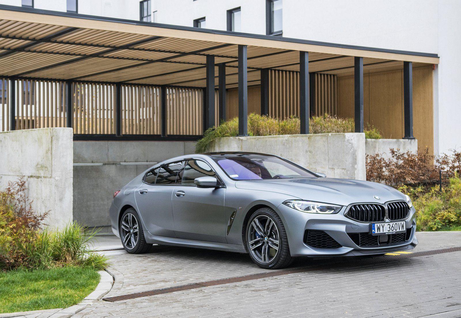 BMW M850i Gran Coupe (2020) - test