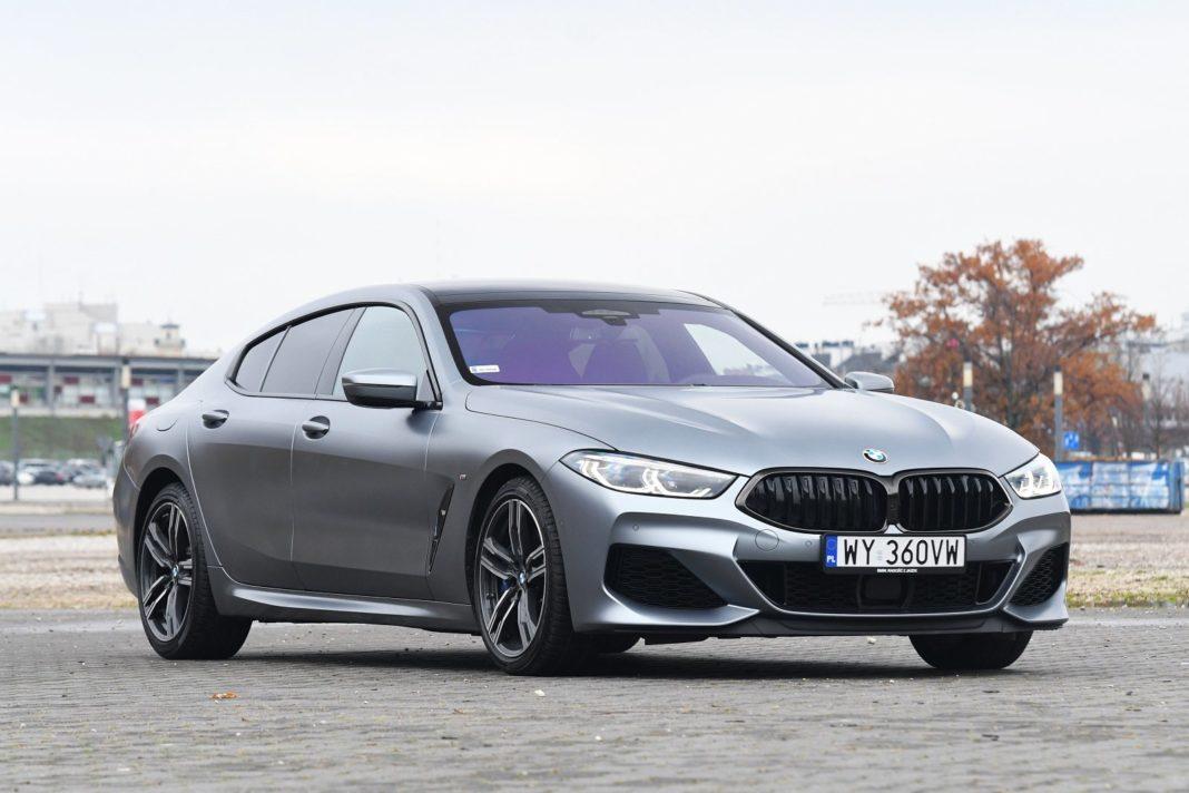 BMW M850i Gran Coupe (2020) - przód