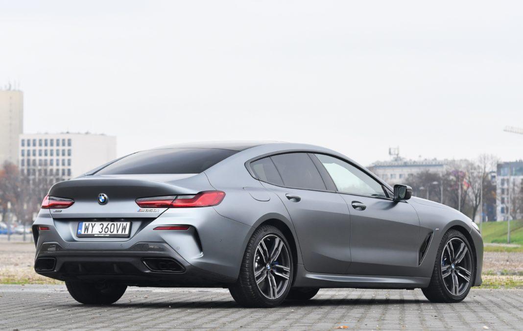 BMW M850i Gran Coupe (2020) - tył
