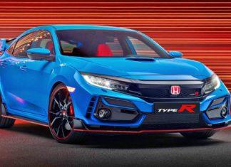 Odświeżona Honda Civic Type R z polskim cennikiem