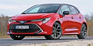 Toyota Corolla Hybrid Selection 2.0 Dynamic Force