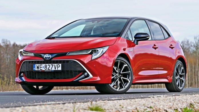 Toyota Corolla Hybrid Selection 2.0 Dynamic Force