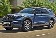 Ford Explorer (2020)
