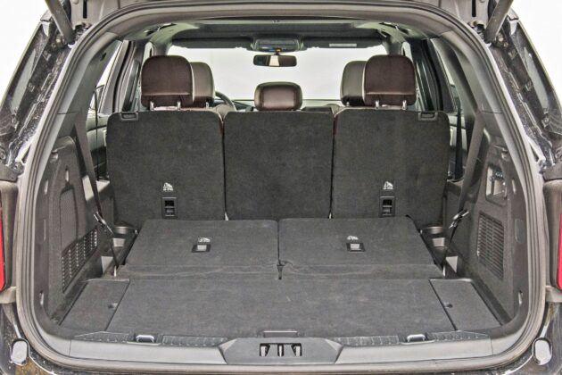 Ford Explorer PHEV (2020)