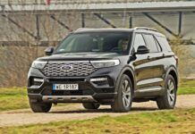 Ford Explorer PHEV (2020)