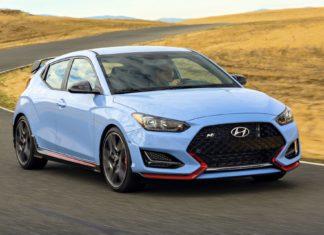 Hyundai pokazał Velostera N z nową dwusprzęgłową skrzynią