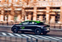 Jaguar I-Pace - innogy go!