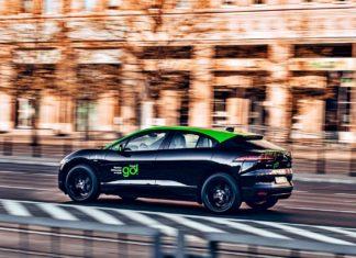 Jaguar I-Pace w ofercie carsharingu Innogy Go!
