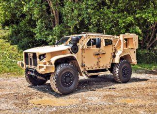 Elektryczna rewolucja w armii USA