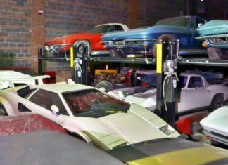 Prywatna kolekcja ponad 300 aut. Unikatowe modele warte miliony!