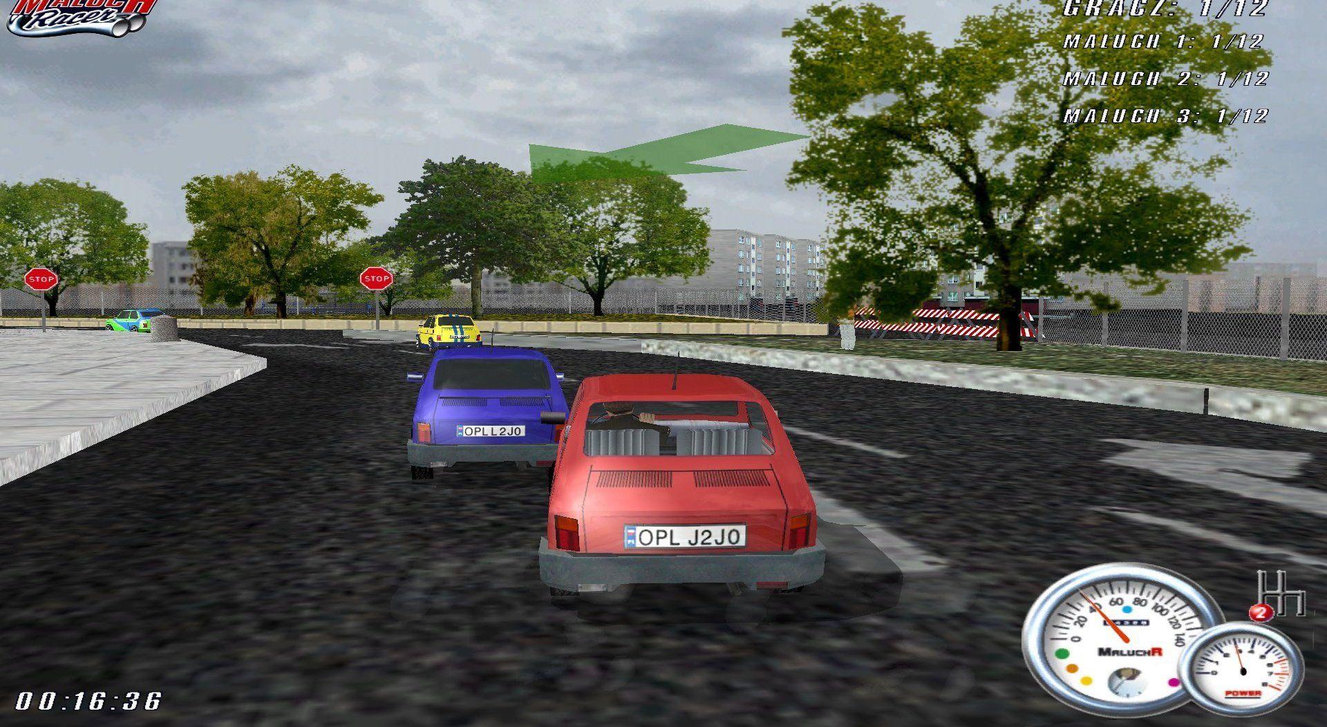 Maluch Racer