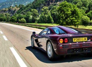 Epicka podróż po Europie: 5000 km za kierownicą McLarena F1