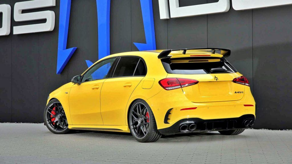 Mercedes-AMG A 45 S by Posaidon