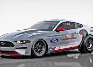 Oto elektryczny Ford Mustang. Shelby GT500 zostaje daleko w tyle