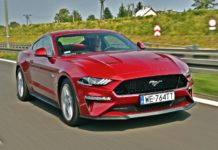 Ford Mustang VI FL Fastback GT 5.0 V8