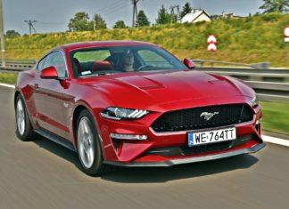 Ford Mustang otrzyma hybrydowe V8 i napęd na cztery koła