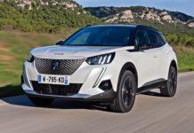 Nowy Peugeot e-2008