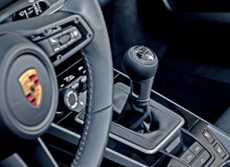 Manualna skrzynia biegów powraca do Porsche 911