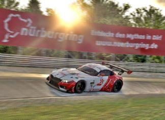 Wypadek Roberta Kubicy podczas wyścigu na Nurburgringu
