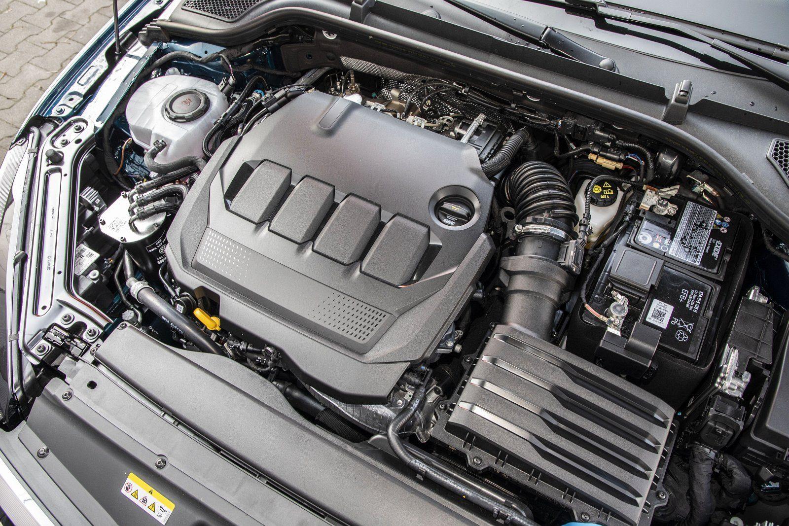2.0TDI 150KM silnik – Skoda Octavia 4 (2020)