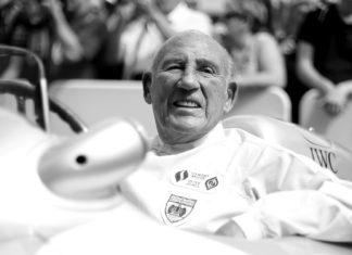 Nie żyje sir Stirling Moss. Miał 90 lat