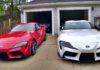 Toyota GR Supra - porównanie