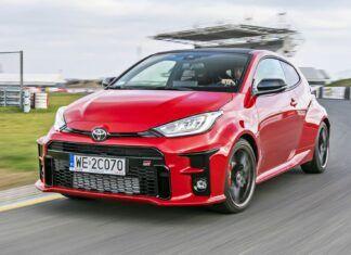 Nowa Toyota GR Yaris (2021). Opis wersji i cennik