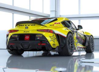 1000-konna Toyota GR Supra stworzona do driftu