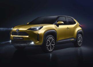 Toyota Yaris Cross - nowy miejski SUV z napędem hybrydowym - informacje, zdjęcia