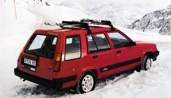 Toyota Tercel 4WD Wagon (1983)