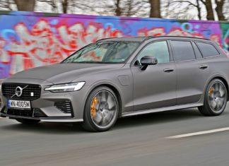 Nowe Volvo z ogranicznikiem do 180 km/h. Szybciej nie pojedziesz!