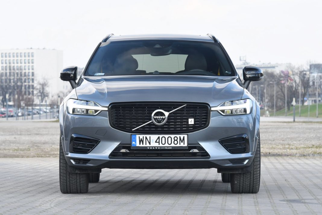 volvo xc60 t8 polestar engineered test 2020 01 przód