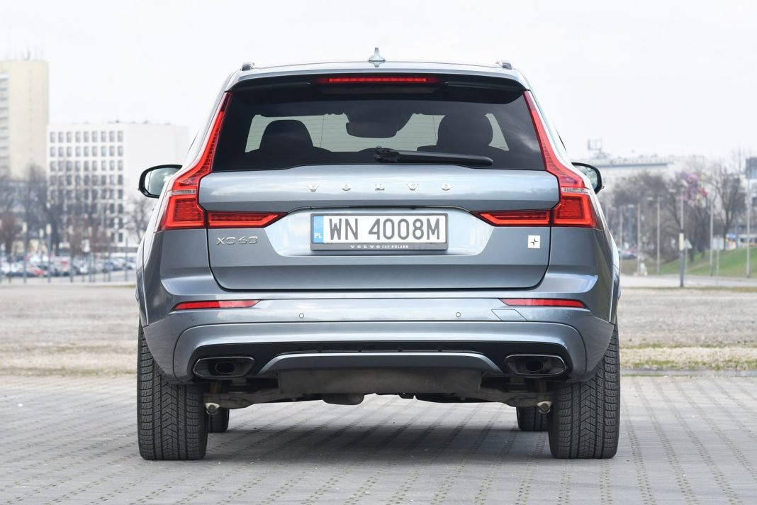 volvo xc60 t8 polestar engineered test 2020 04 tył