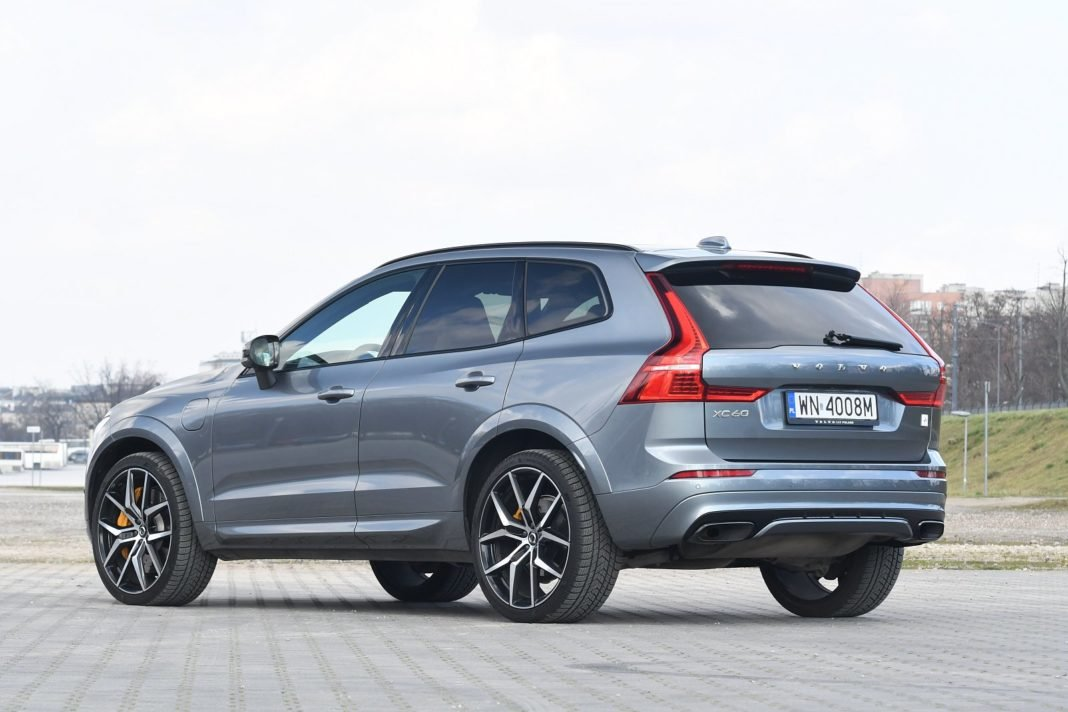 volvo xc60 t8 polestar engineered test 2020 05 tył