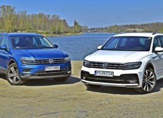 Volkswagen Tiguan zdetronizował Golfa. Ofensywa SUV-ów trwa