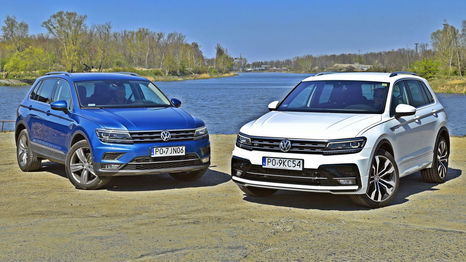 Volkswagen Tiguan Zdetronizowal Golfa Ofensywa Suv Ow Trwa Wybor Kierowcow