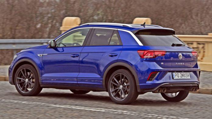 VW T-Roc R 2.0 TSI