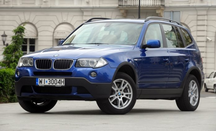 BMW X3 E83 FL xDrive20d 2.0d 177KM 6AT WI3004H 07-2008